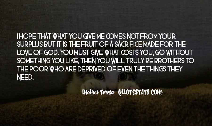 Mother Teresa Quotes #929257