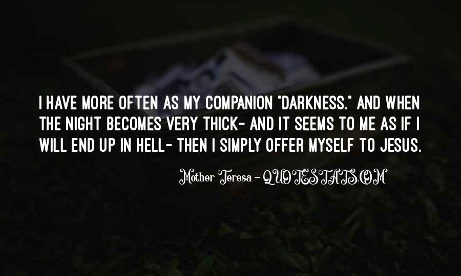 Mother Teresa Quotes #978301