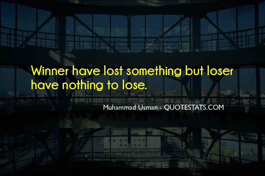 Muhammad Usman Quotes #1290559