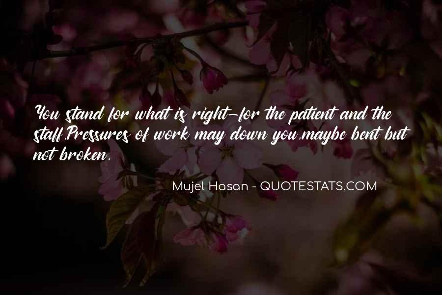 Mujel Hasan Quotes #1135466