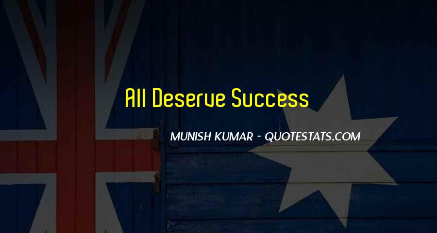 MUNISH KUMAR Quotes #1692451