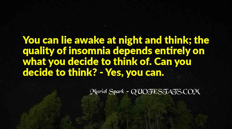 Muriel Spark Quotes #1305121