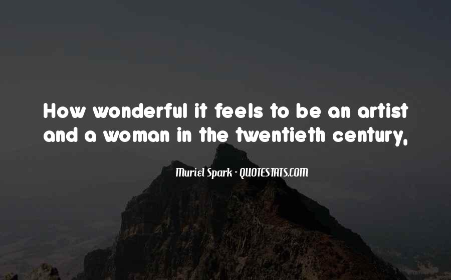 Muriel Spark Quotes #1363554