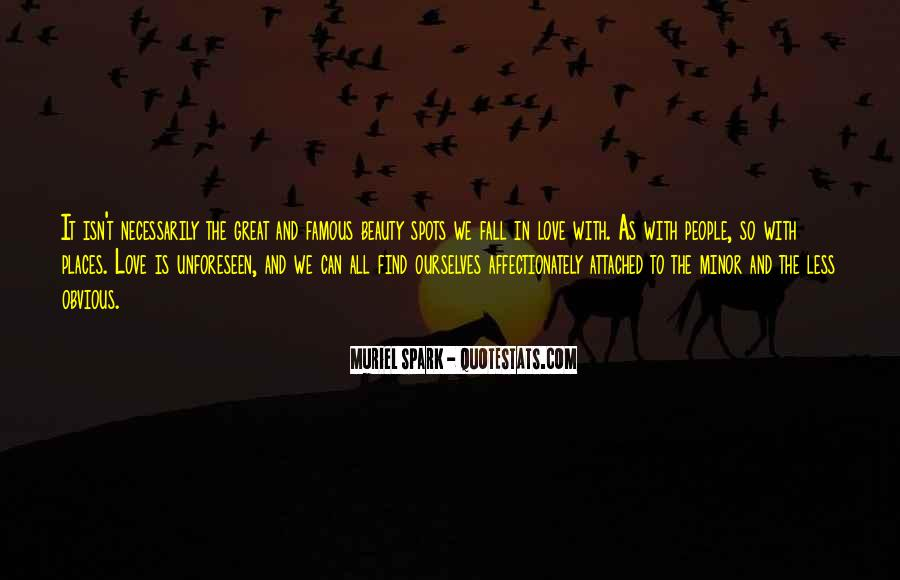Muriel Spark Quotes #1597329