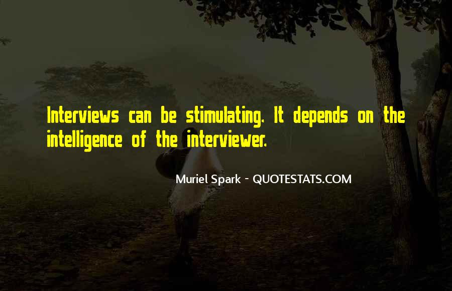 Muriel Spark Quotes #1804487