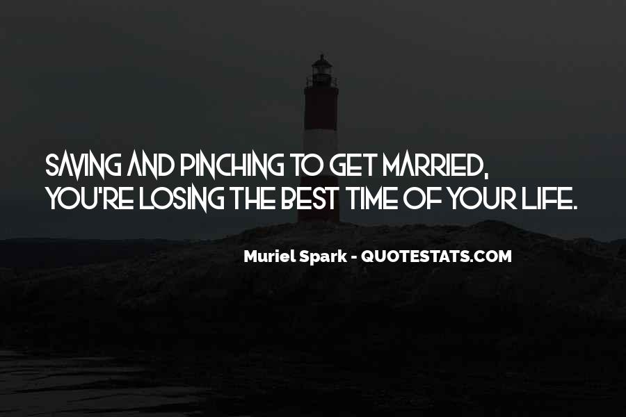 Muriel Spark Quotes #229350