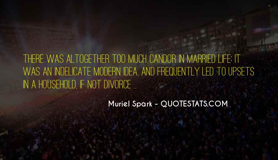 Muriel Spark Quotes #301539