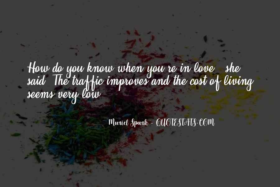 Muriel Spark Quotes #388198