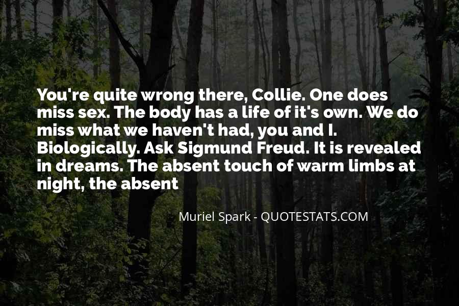 Muriel Spark Quotes #815110