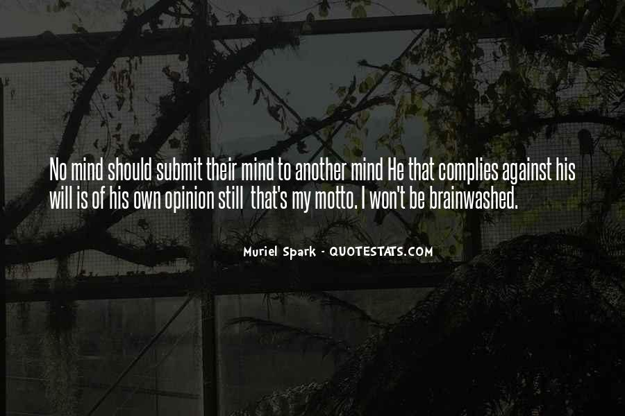 Muriel Spark Quotes #885596