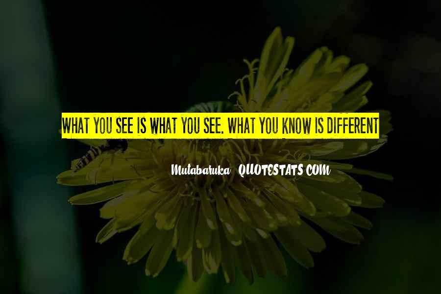 Mutabaruka Quotes #820827