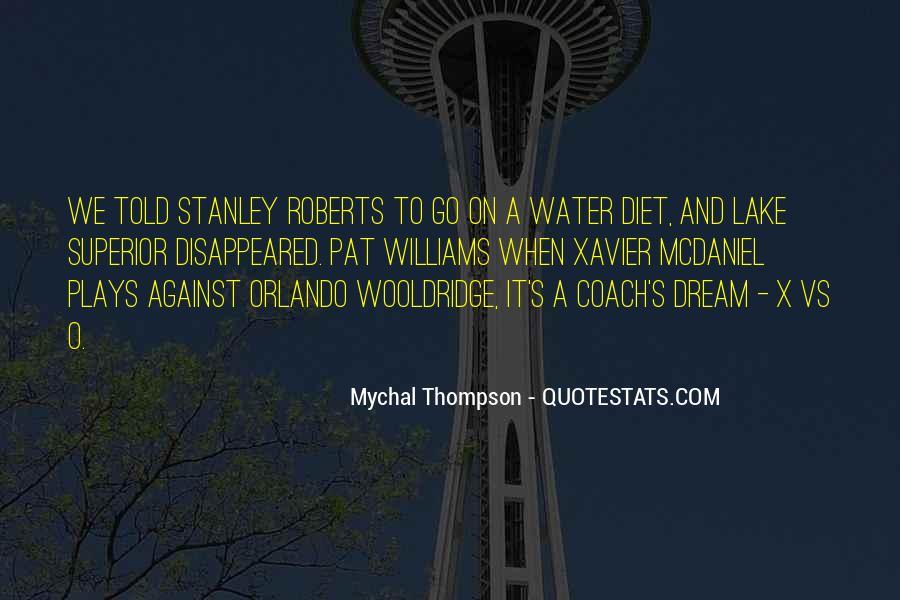 Mychal Thompson Quotes #1408691