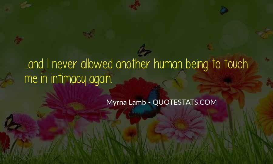 Myrna Lamb Quotes #1115190
