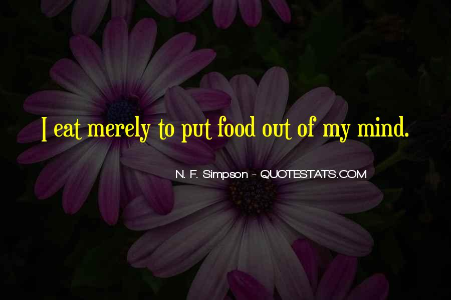 N. F. Simpson Quotes #1716722