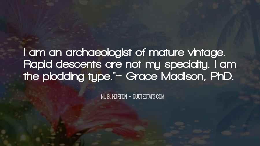 N.L.B. Horton Quotes #713289
