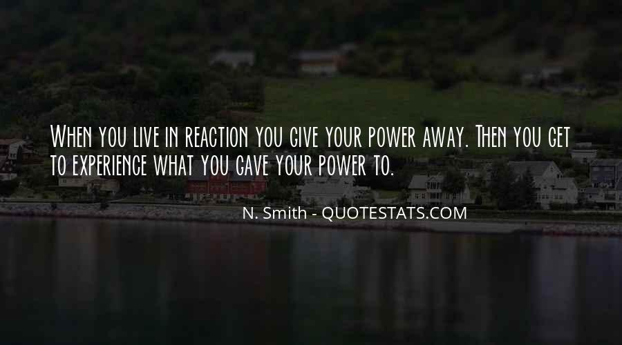 N. Smith Quotes #723373