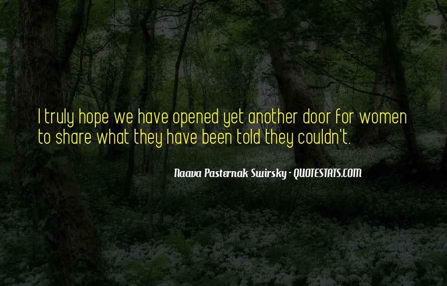 Naava Pasternak Swirsky Quotes #149451