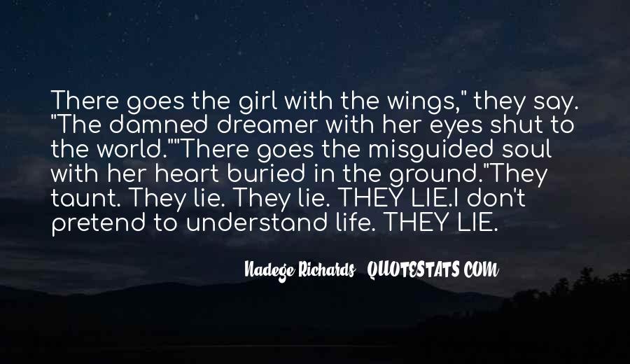 Nadege Richards Quotes #1517100