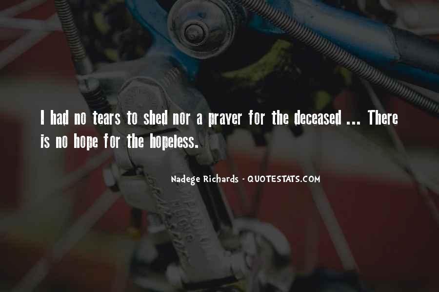Nadege Richards Quotes #1602600
