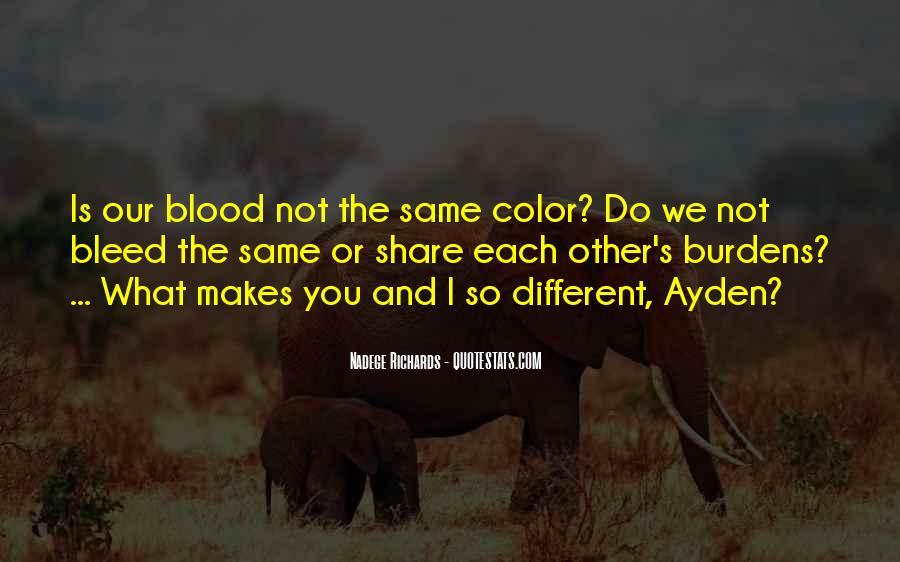 Nadege Richards Quotes #388091