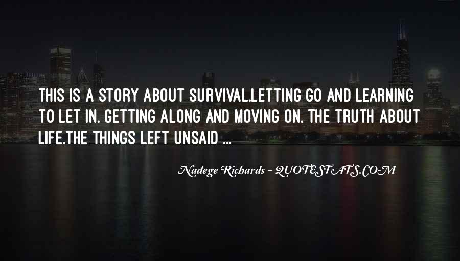 Nadege Richards Quotes #462370