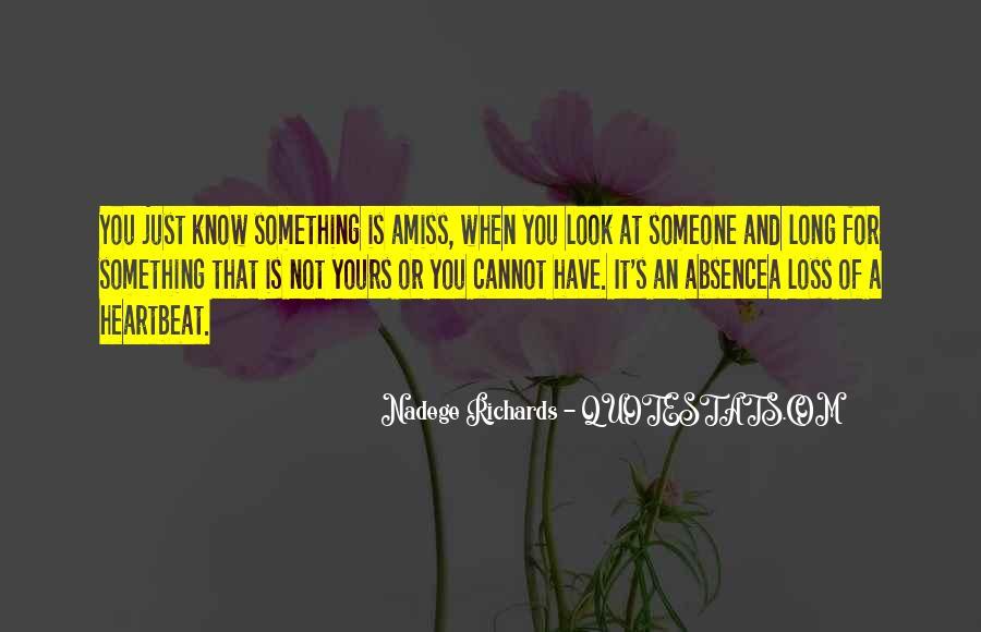 Nadege Richards Quotes #603255