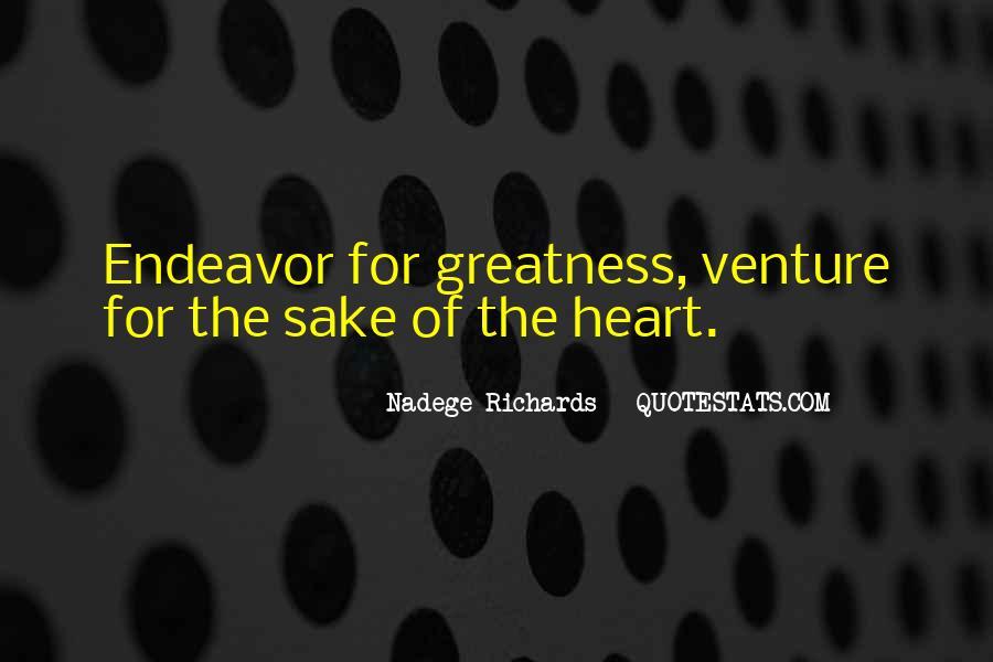Nadege Richards Quotes #727395