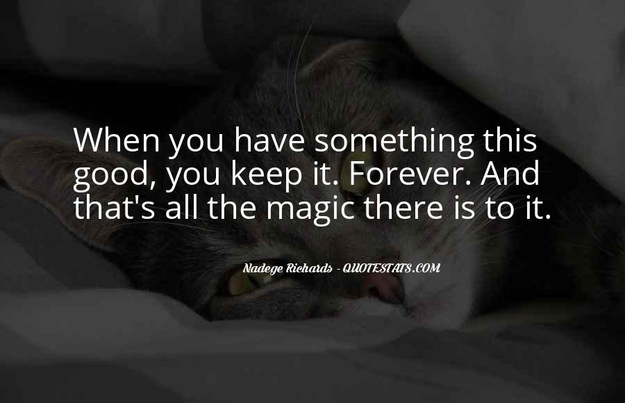 Nadege Richards Quotes #729654