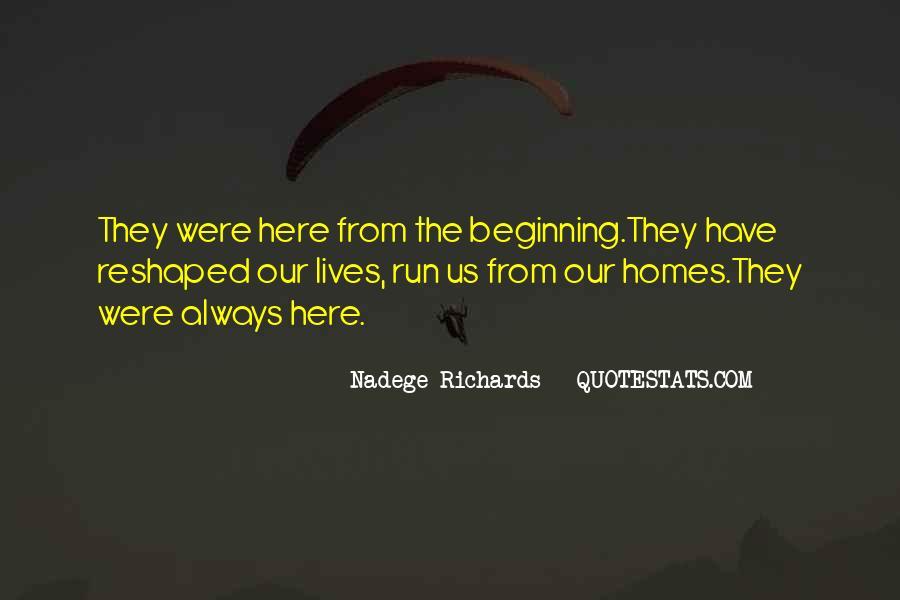 Nadege Richards Quotes #820307
