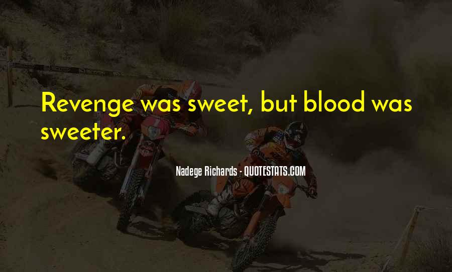 Nadege Richards Quotes #908091
