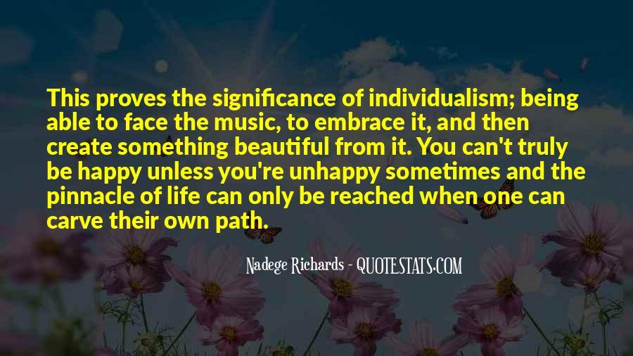 Nadege Richards Quotes #93085