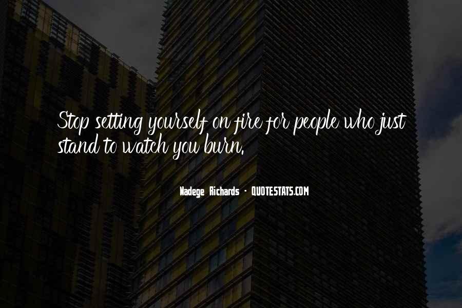 Nadege Richards Quotes #949612