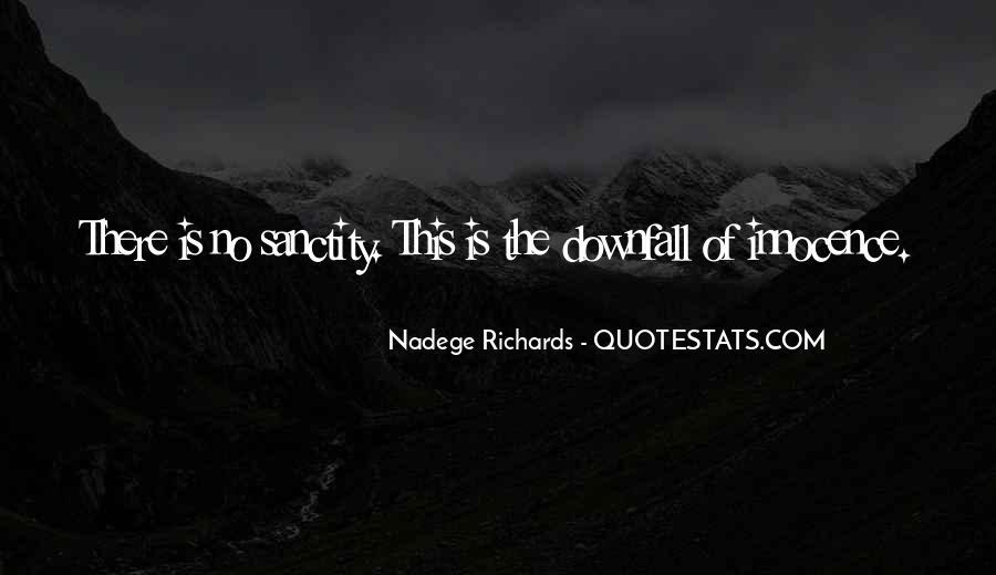 Nadege Richards Quotes #994126