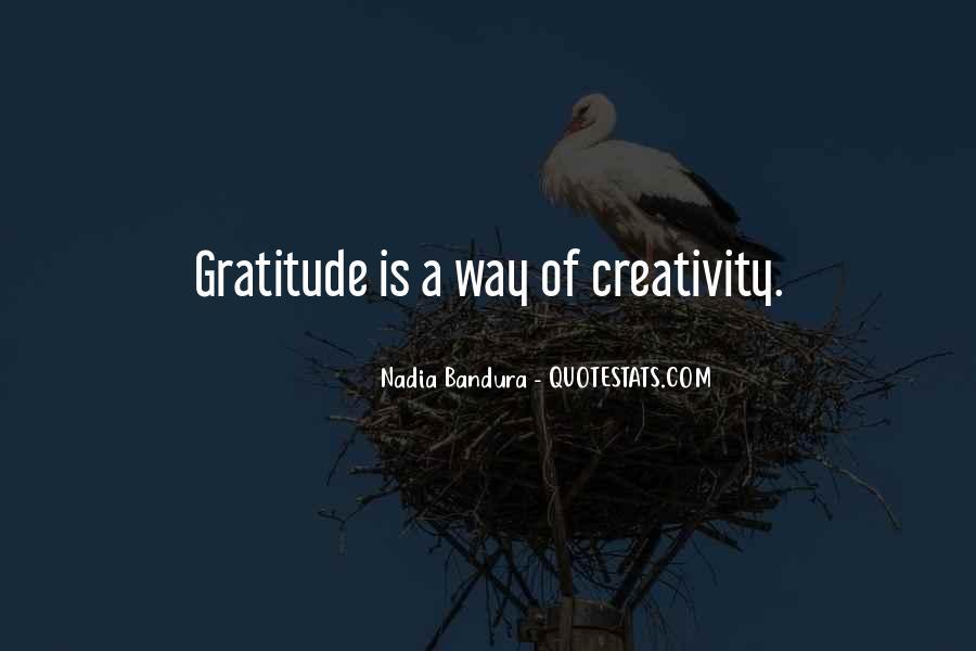 Nadia Bandura Quotes #495662