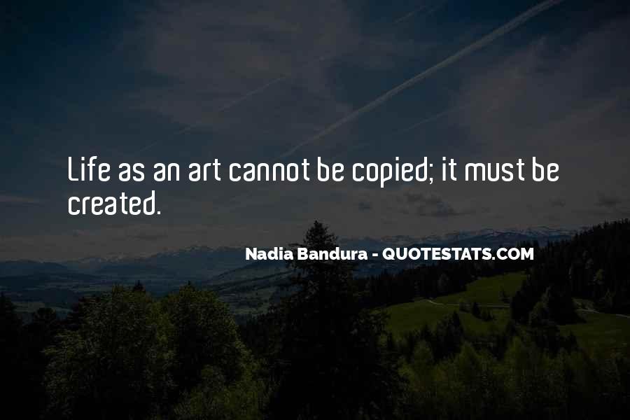 Nadia Bandura Quotes #892390