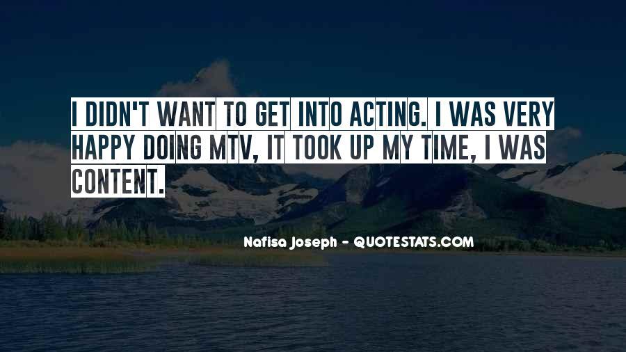Nafisa Joseph Quotes #1228734