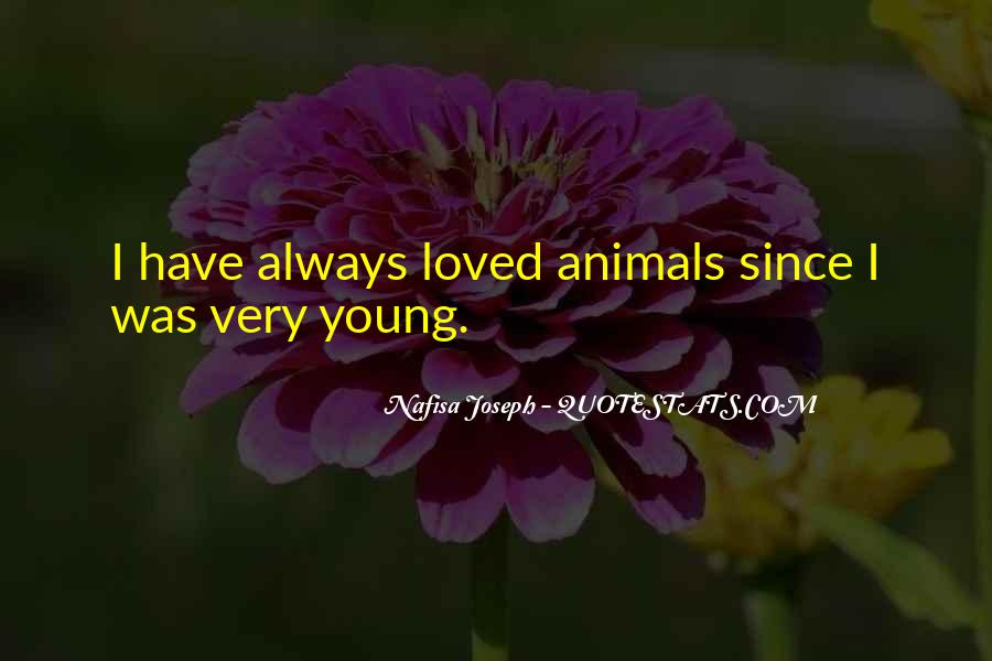 Nafisa Joseph Quotes #1651211