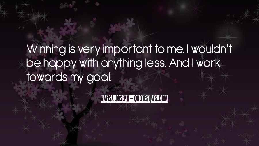 Nafisa Joseph Quotes #303008