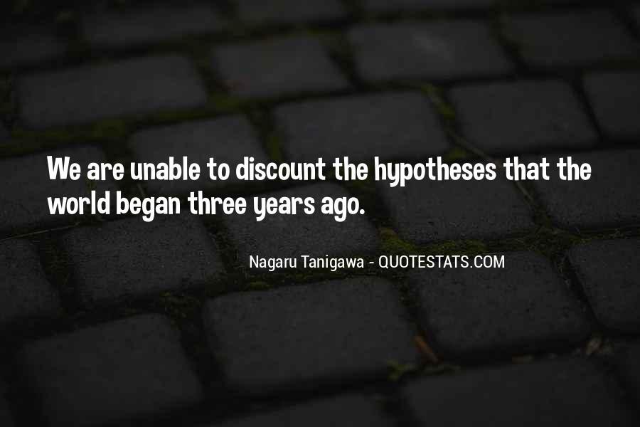 Nagaru Tanigawa Quotes #1253731