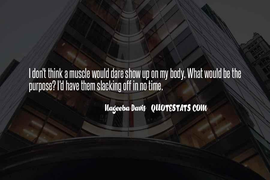 Nageeba Davis Quotes #700183
