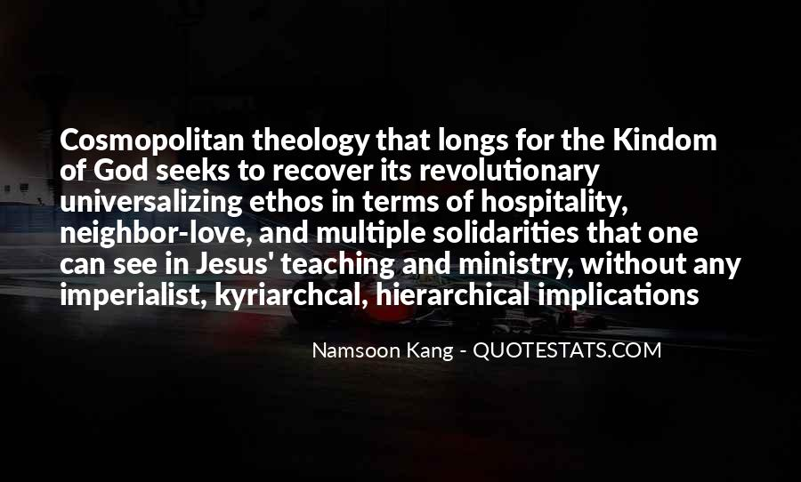 Namsoon Kang Quotes #1269746