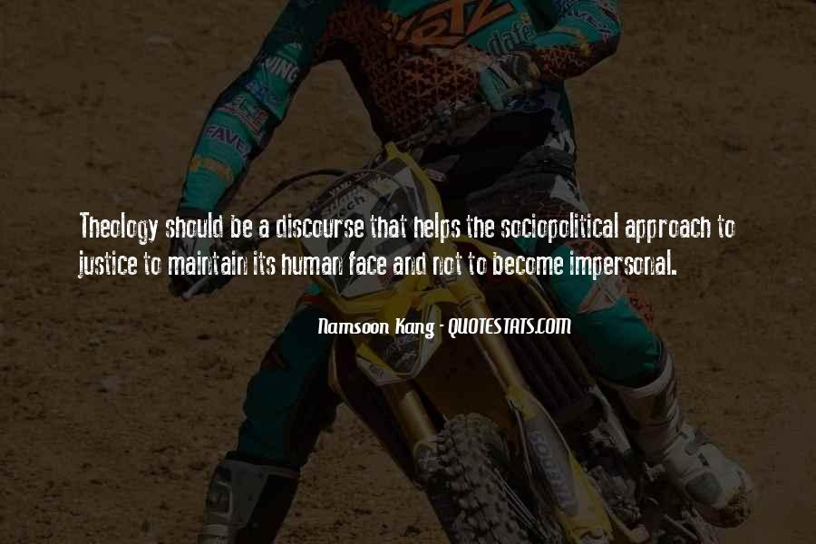 Namsoon Kang Quotes #1496078