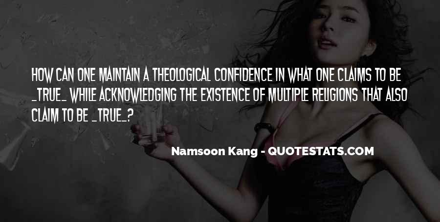 Namsoon Kang Quotes #1661698