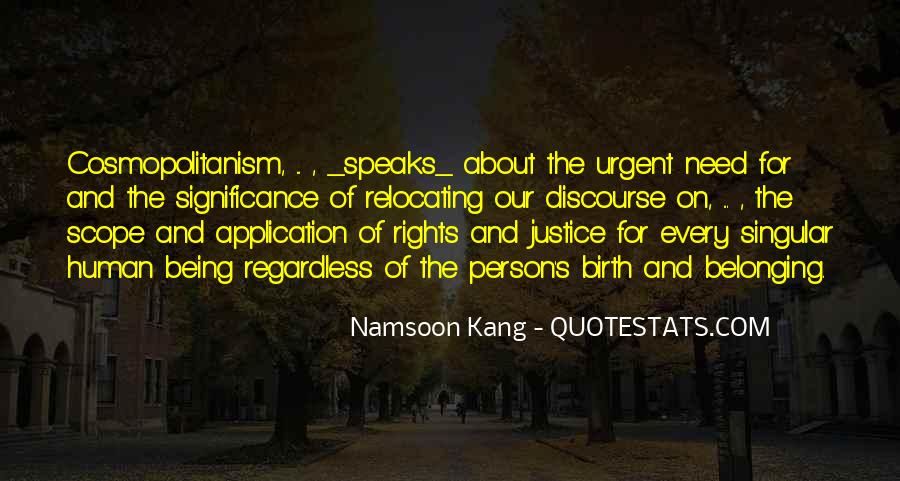 Namsoon Kang Quotes #1672153