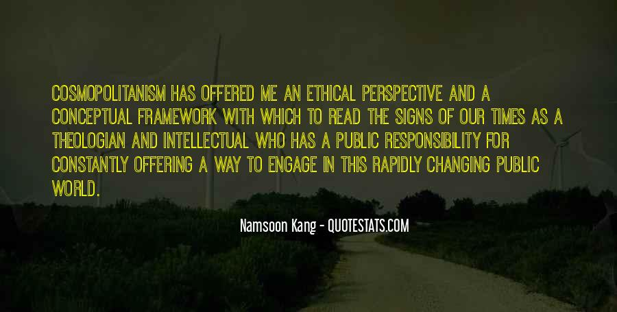 Namsoon Kang Quotes #1841977