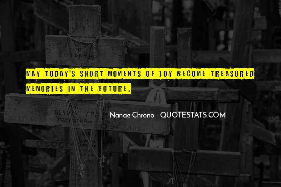 Nanae Chrono Quotes #7856