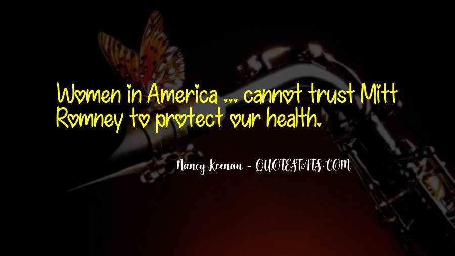 Nancy Keenan Quotes #1512744
