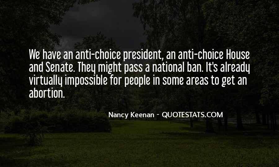 Nancy Keenan Quotes #761143