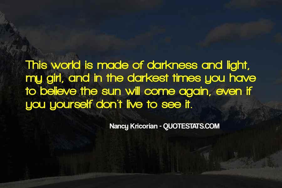 Nancy Kricorian Quotes #594117