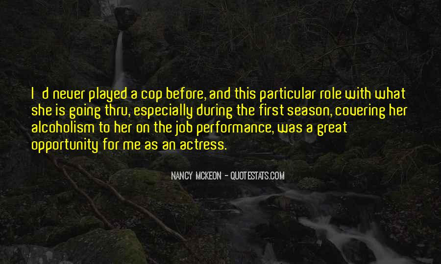 Nancy McKeon Quotes #1615380